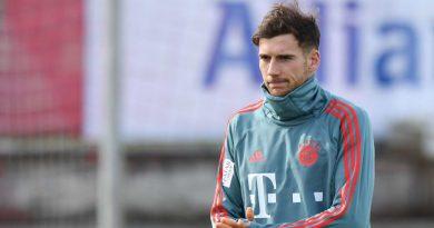 Goretzka fehlt im Abschlusstraining! – Bayerns Personalsorgen verschärfen sich