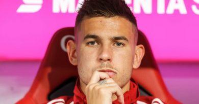 FC Bayern: Lucas Hernandez verpasst Rückrundenauftakt