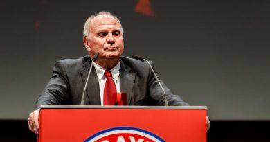 FC Bayern: Uli Hoeneß äußert sich zu Havertz und Sané