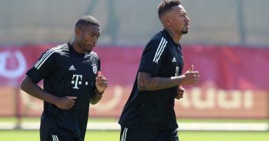 Rummenigge: FC Bayern-Zukunft von Boateng hängt von Alaba-Gesprächen ab