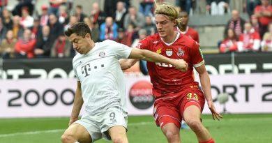 1. FC Köln – FC Bayern live: So siehst du die Partie im TV & Stream