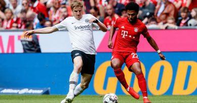 FC Bayern – Eintracht Frankfurt live | TV-Übertragung, Live-Stream & Team-News