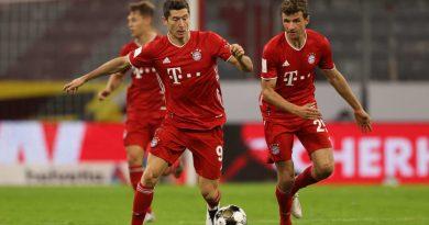 """Müller über die Wandlung von Lewandowski: """"Man kann es gar nicht hoch genug loben"""""""