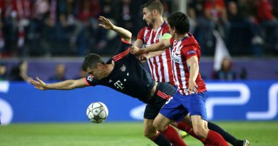 FC Bayern – Atletico Madrid  | Die offiziellen Aufstellungen