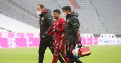 Serge Gnabry gegen Freiburg angeschlagen ausgewechselt: Hansi Flick gibt Entwarnung