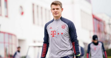 """""""Langzeitprojekt"""" Nübel beim FC Bayern: Leihe des Keepers weiter kein Thema"""