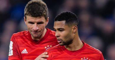 FC Bayern: Thomas Müller und Serge Gnabry mit Fortschritten!