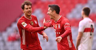 FC Bayern: Lewandowski gegen Mainz wieder zurück