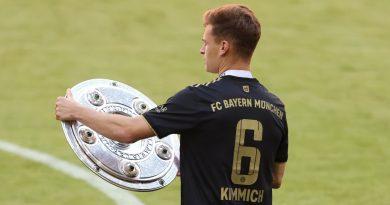 Satte Gehaltserhöhung: Kimmich-Verlängerung beim FC Bayern vor Abschluss